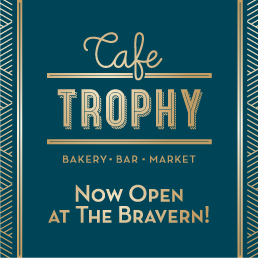 Cafe Trophy Now Open at The Bravern