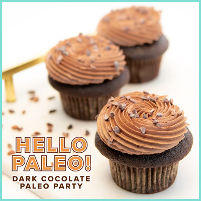 Dark Chocolate Paleo Party