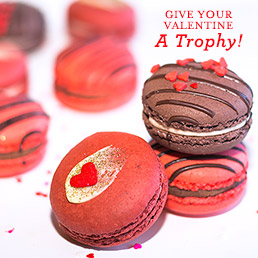 We're Sweet on Macarons!