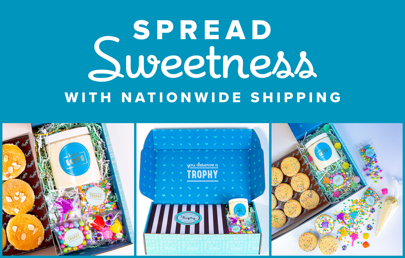 Spread Sweetness with Nationwide Shipping