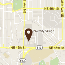 University Village Small Map