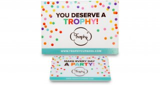 $25 Trophy Gift Card