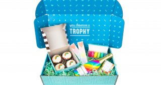 Pride Gift Box with Wine