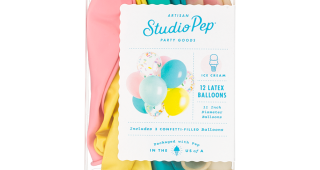 Sprinkle Party Balloons
