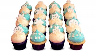 2 Dozen Let It Snow Minis