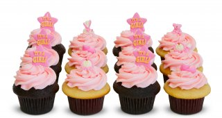 Baby Shower - Girl Dozen