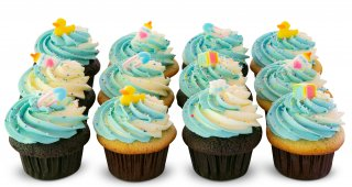 Baby Shower Boy Dozen