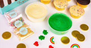 Decorate Your Own St. Patrick's Day 6-Pack