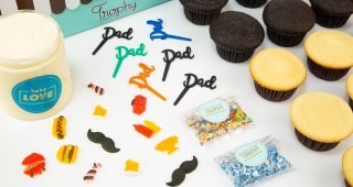 Decorate Your Own Father's Day Kit
