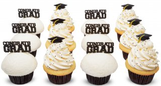Graduation Day Dozen (Black)