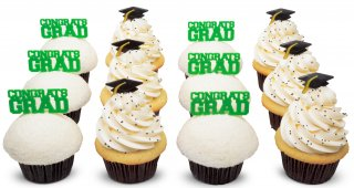 Graduation Day Dozen (Green)