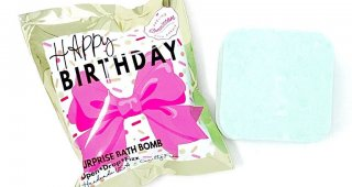 Happy Birthday Bath Bomb