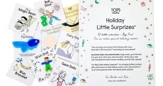 10 Little Holiday Surprizes