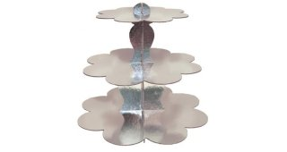 Silver Treat Stand