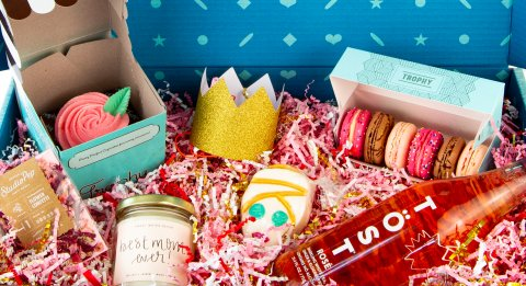 Mothers Day gift box- no wine
