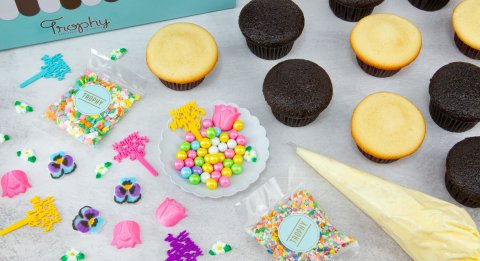 Decorate Your Own Mother's Day Dozen