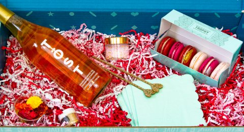 Valentine's Day Mocktail Kit Details