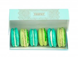 Game Day Macaron Six-Pack