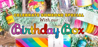 Celebrate Someone Special with our Trophy Birthday Box