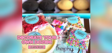 Decorate Your Own Cupcake Dozen