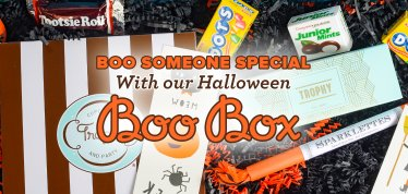 Boo someone with our Boo Box