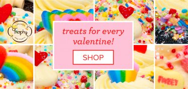 Valentines Treats For Everyone