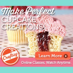 Make Perfect Cupcake Creations - Take Jennifer's Craftsy Class