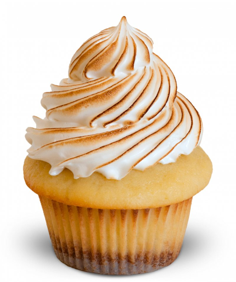 Lemon Meringue Pie* | Cupcake Flavors