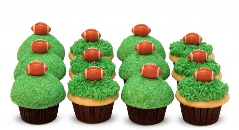 Football Lover Cupcakes