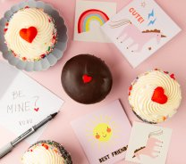 valentines and cards