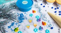 Hanukkah Decorate Your Own 6-Pack detail