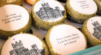 Downton Abbey Cupcakes in box