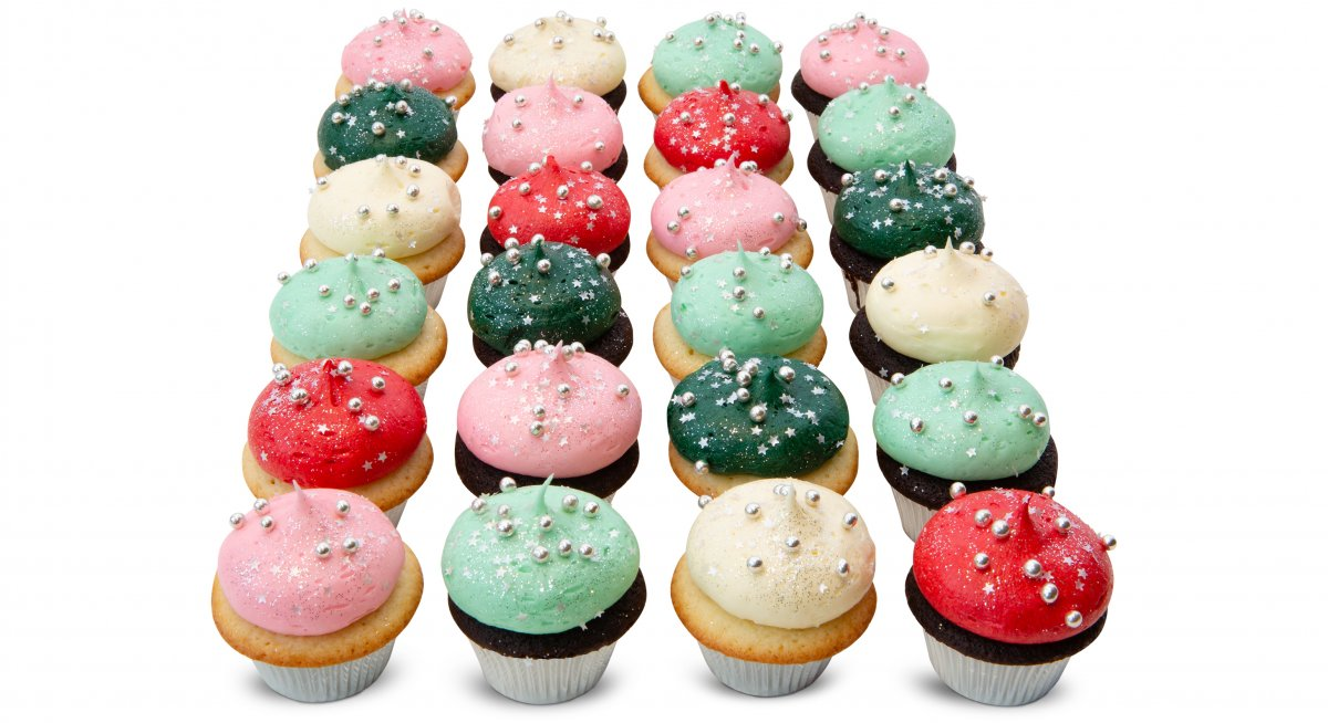Colorful Holiday Minis