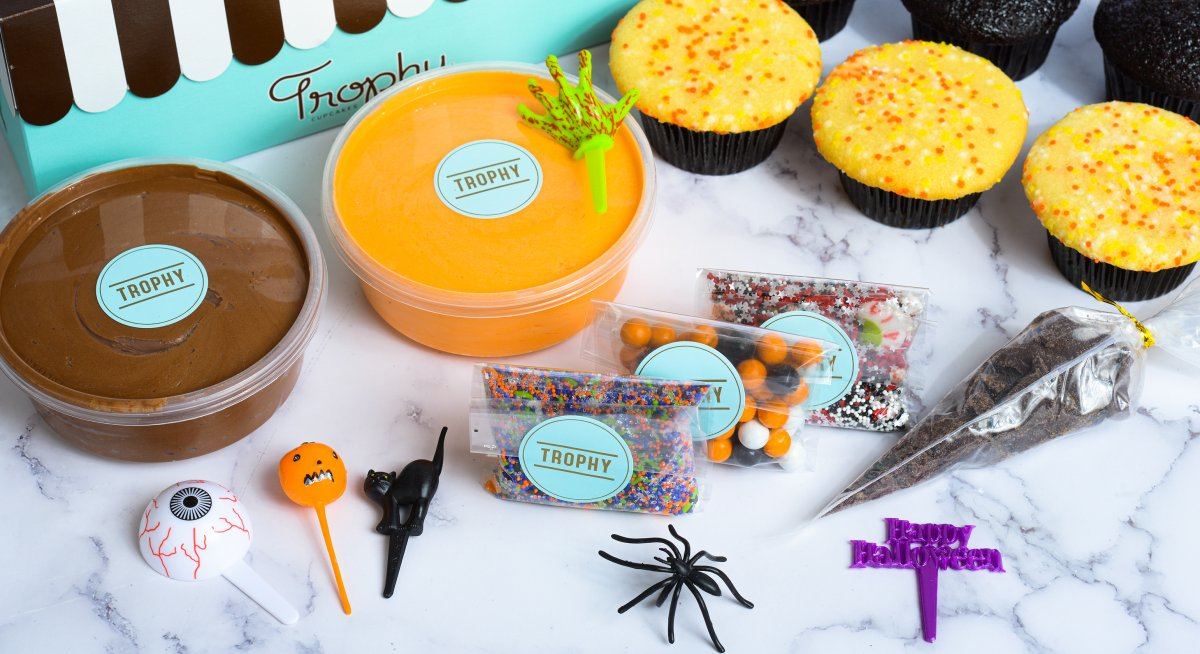 Decorate Your Own Halloween 6-Pack